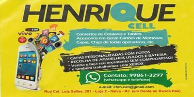 HENRIQUE CELL
